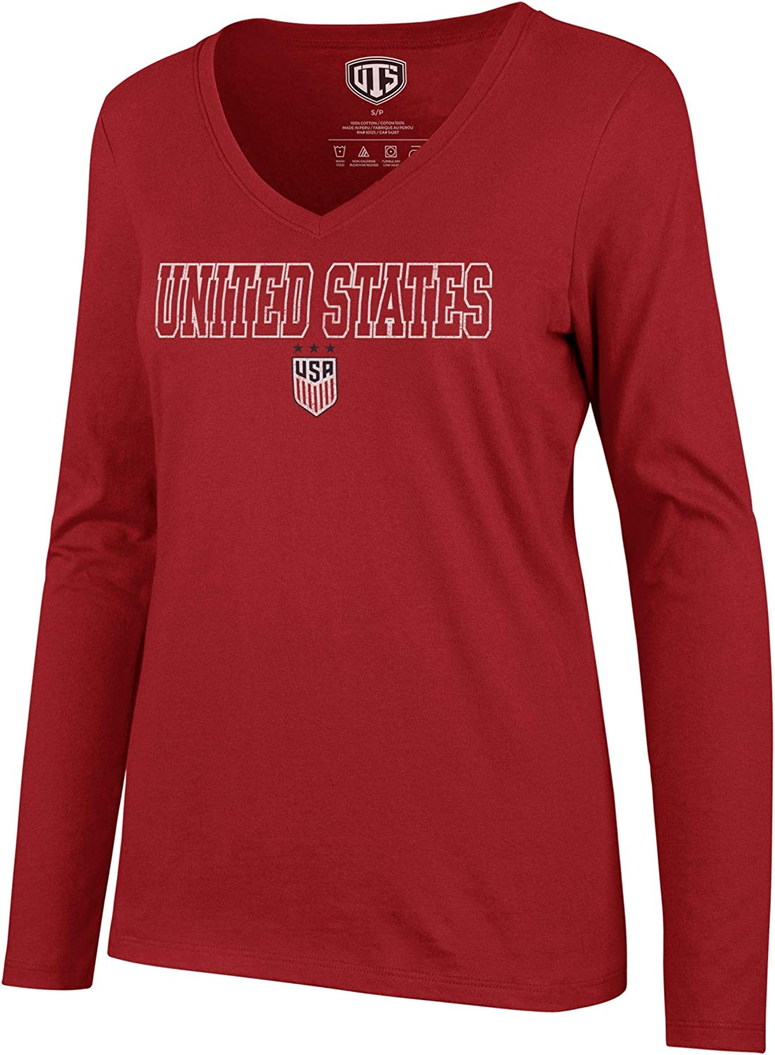 OTS World Cup Soccer Womens Rival Long Sleeve Tee