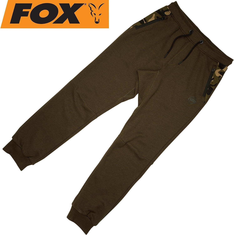Fox Chunk Dark Khaki//Camo Hoodie