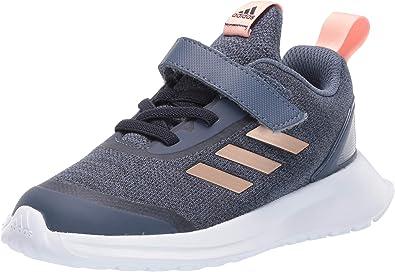 adidas Unisex-Child RapidaRun X El Running Shoe