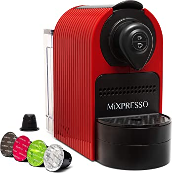 MixPRESSO High-pressure Pump Espresso Machine Under $400