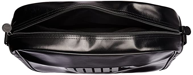 Puma Synthetic 29 cms Black Messenger Bag (7500501)  Amazon.in  Bags ... c6ee3bfd2ec71