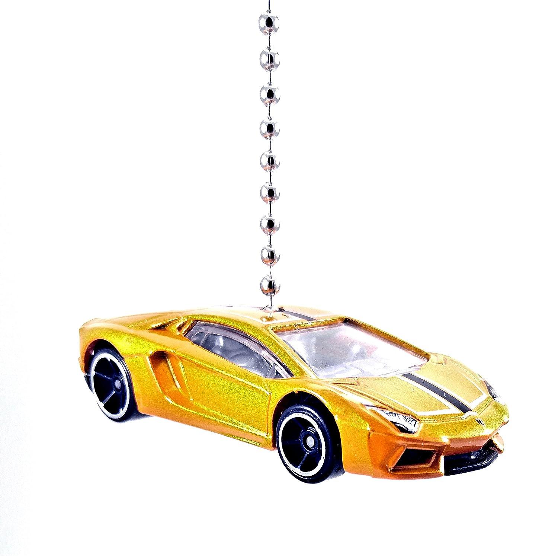 LAMBORGHINI Diecast Ceiling Fan U0026 Light Pulls, Christmas Ornaments,  Pendants, Keychains CTR Hot Wheels 1:64 (Lamborghini Huracan Trofeo    Green)     Amazon. ...
