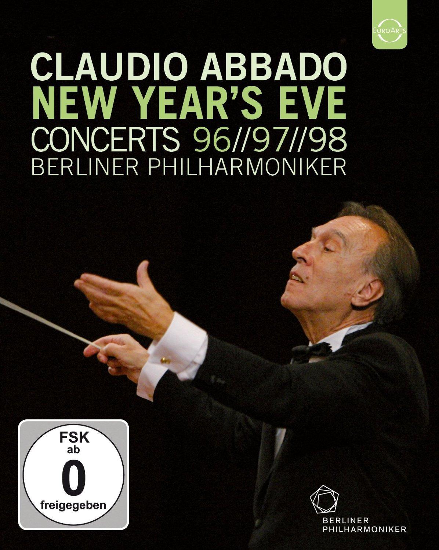 Abbado New Years Eve [Claudio Abbado, Berliner Philharmoniker] [EUROARTS] [Blu-ray] B00TA3CO16
