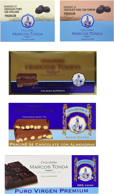 Chocolates Marcos Tonda Estuche Regalo Selección de ...
