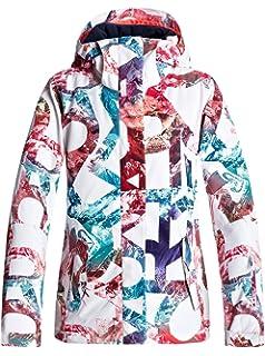 venta minorista f7085 7b298 Roxy Jet Ski- Cazadora de Snow para niñas: Roxy: Amazon.es ...