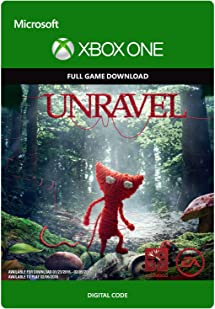 Unravel Game for Xbox One $5 D...