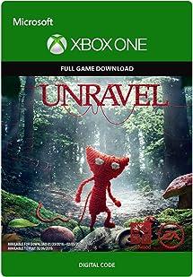 Unravel - Xbox One Digital Code