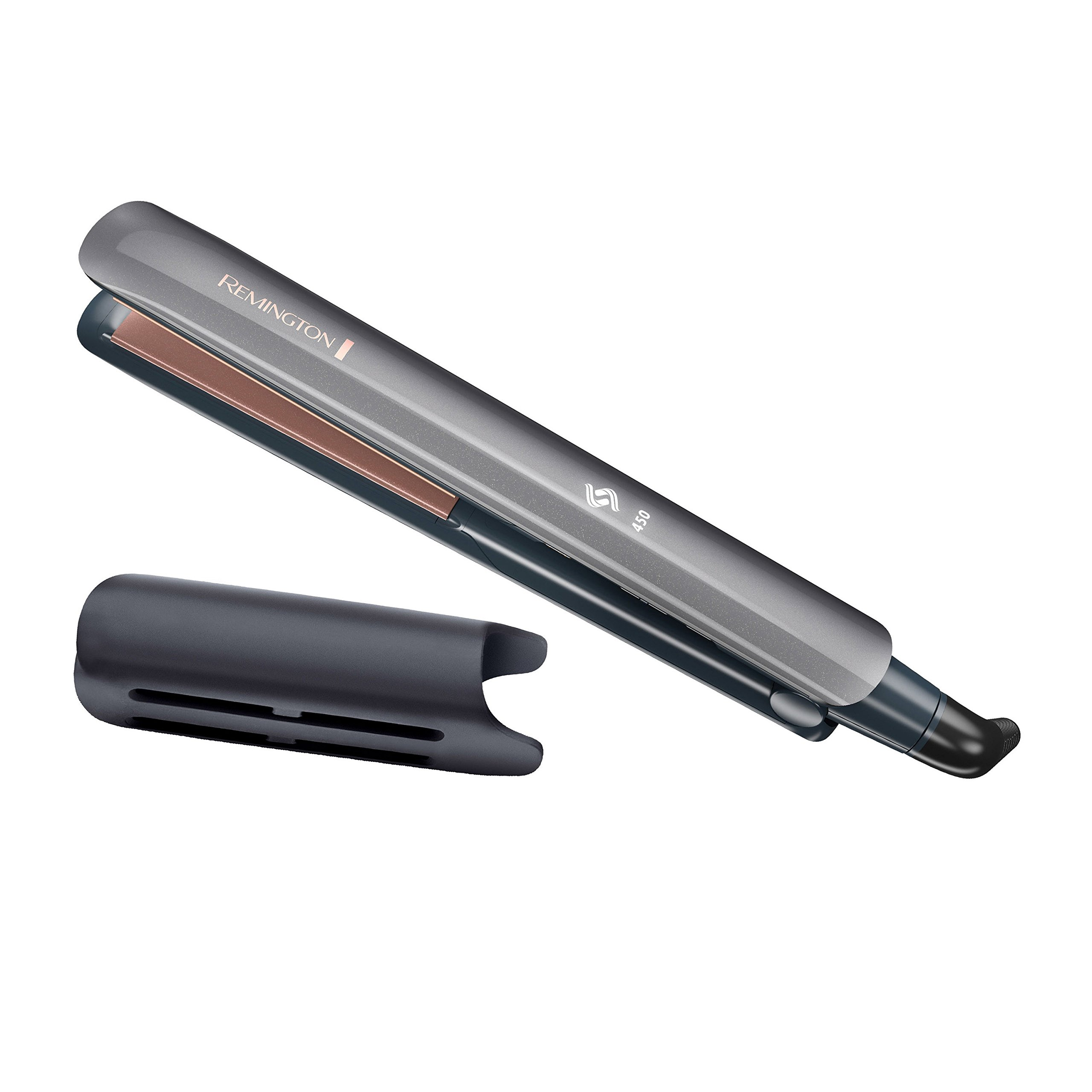 Remington S8598S Flat Iron with Smartpro Sensor Technology by Remington
