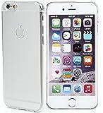 iPhone6s 4.7インチ 専用設計 ケース カバー 高品質ハードケース 驚くほどの透明感 スーパークリア アイフォンを傷からガード iPhone6/6s対応【Gadiel特製】クリーナークロス付属