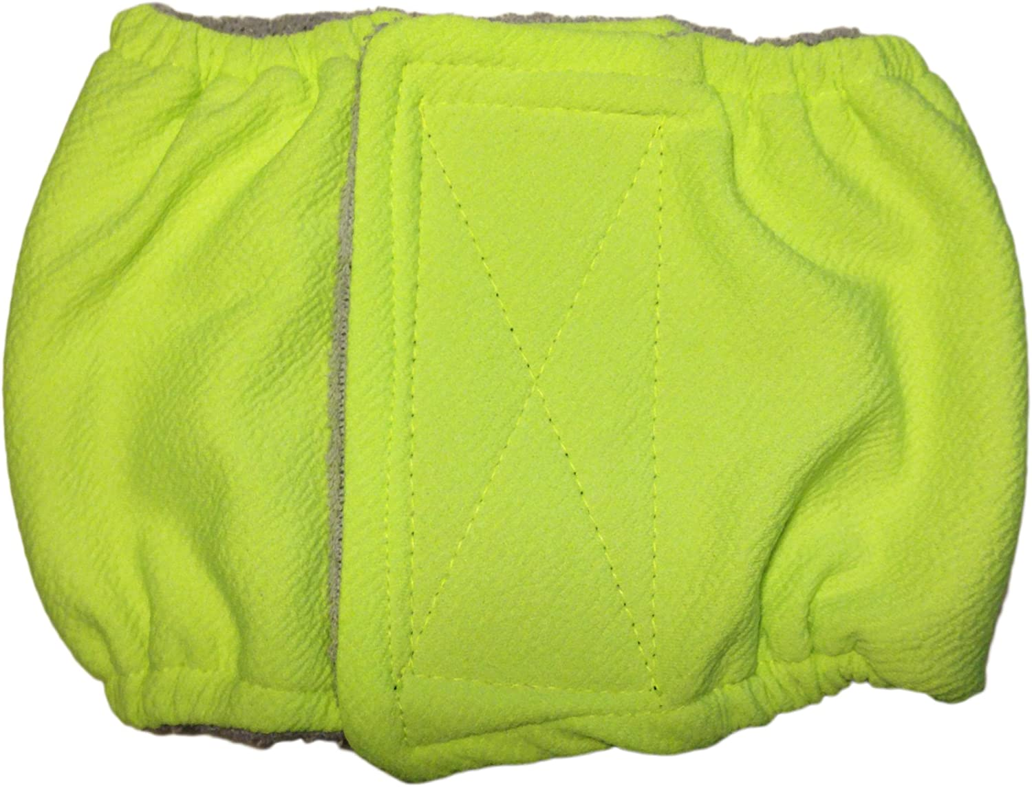 Pistachio  Lime Green Waterproof Absorbent Belly Band for Dogs