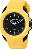 Nixon ブラック メンズ アナログ スポーツ クォーツ Nixon Ruckus 海外出荷 A349887