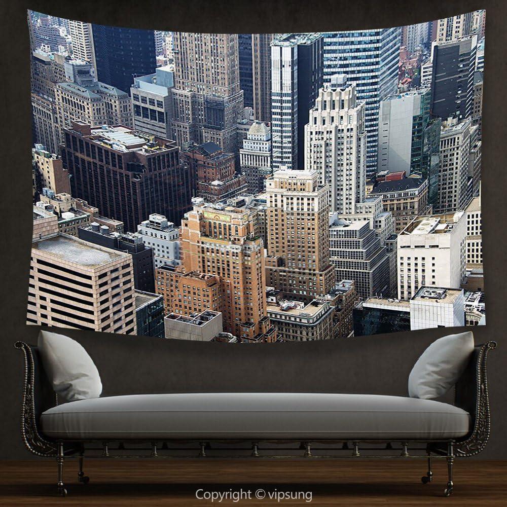 Casa Decor tapiz de Nueva York antena View American ciudad ...