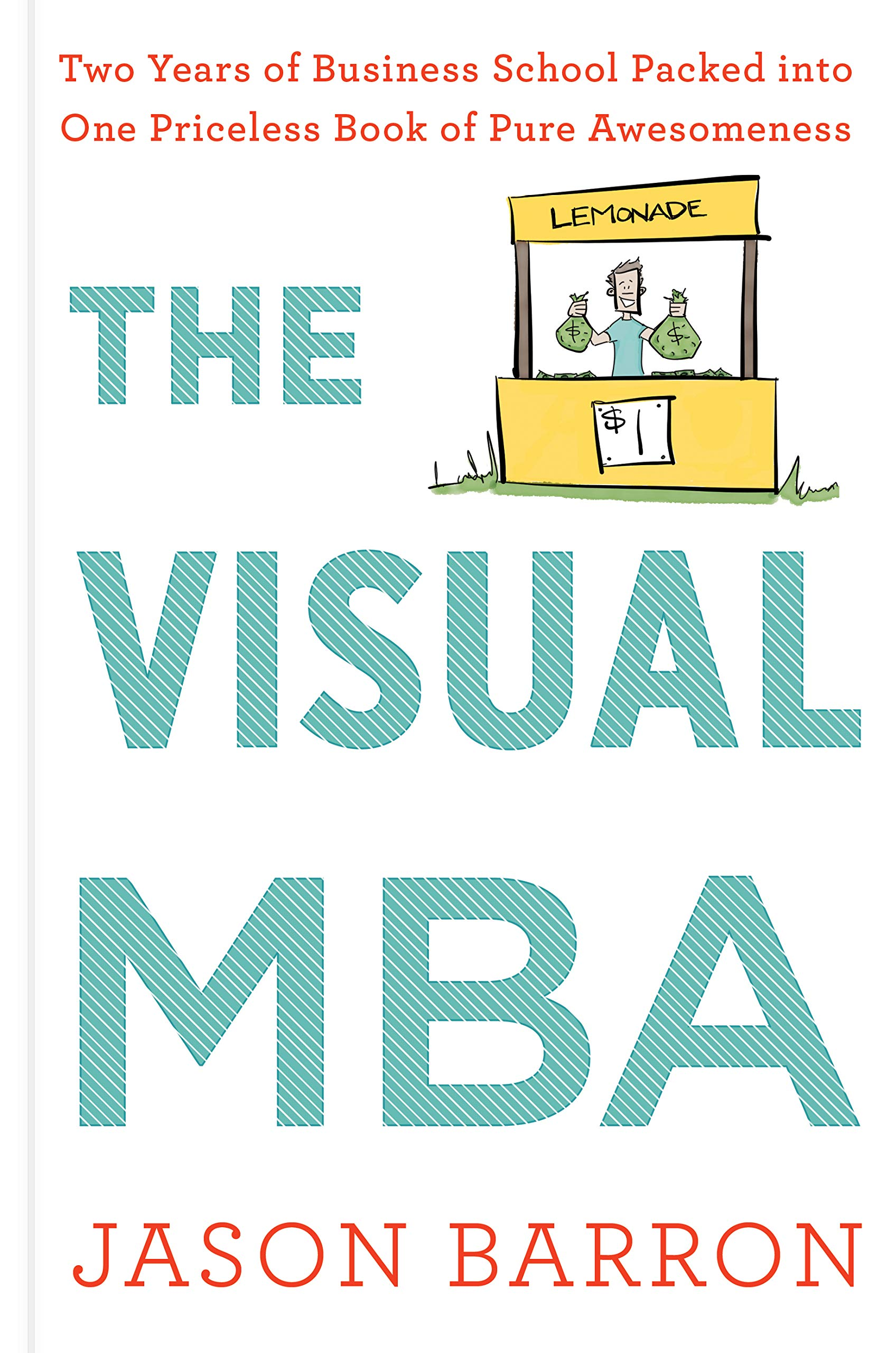 Visual MBA Business Priceless Awesomeness product image