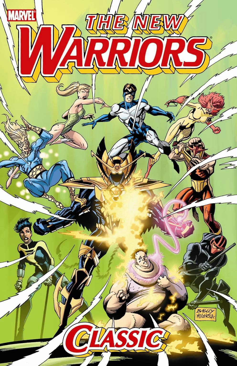 New Warriors Classic - Volume 2 pdf
