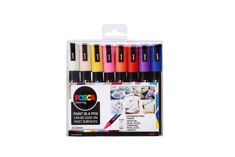 Set de rotuladores de pintura al agua Posca 153544854