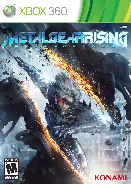 Amazon.com: Metal Gear Rising Revengeance - Xbox 360: Konami ...