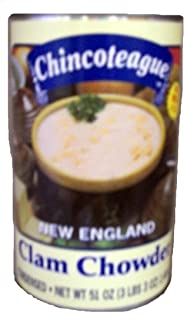 product image for New England Clam Chowder 51oz (12 Pack)