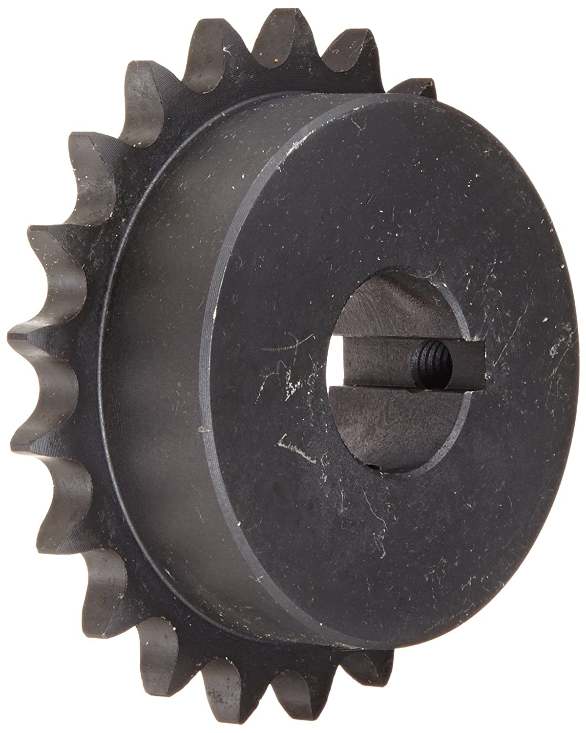 Steel Taper Bore 50 Pitch Bushed Single Strand 45 Teeth Regal Browning 50TB45 Roller Chain Sprocket