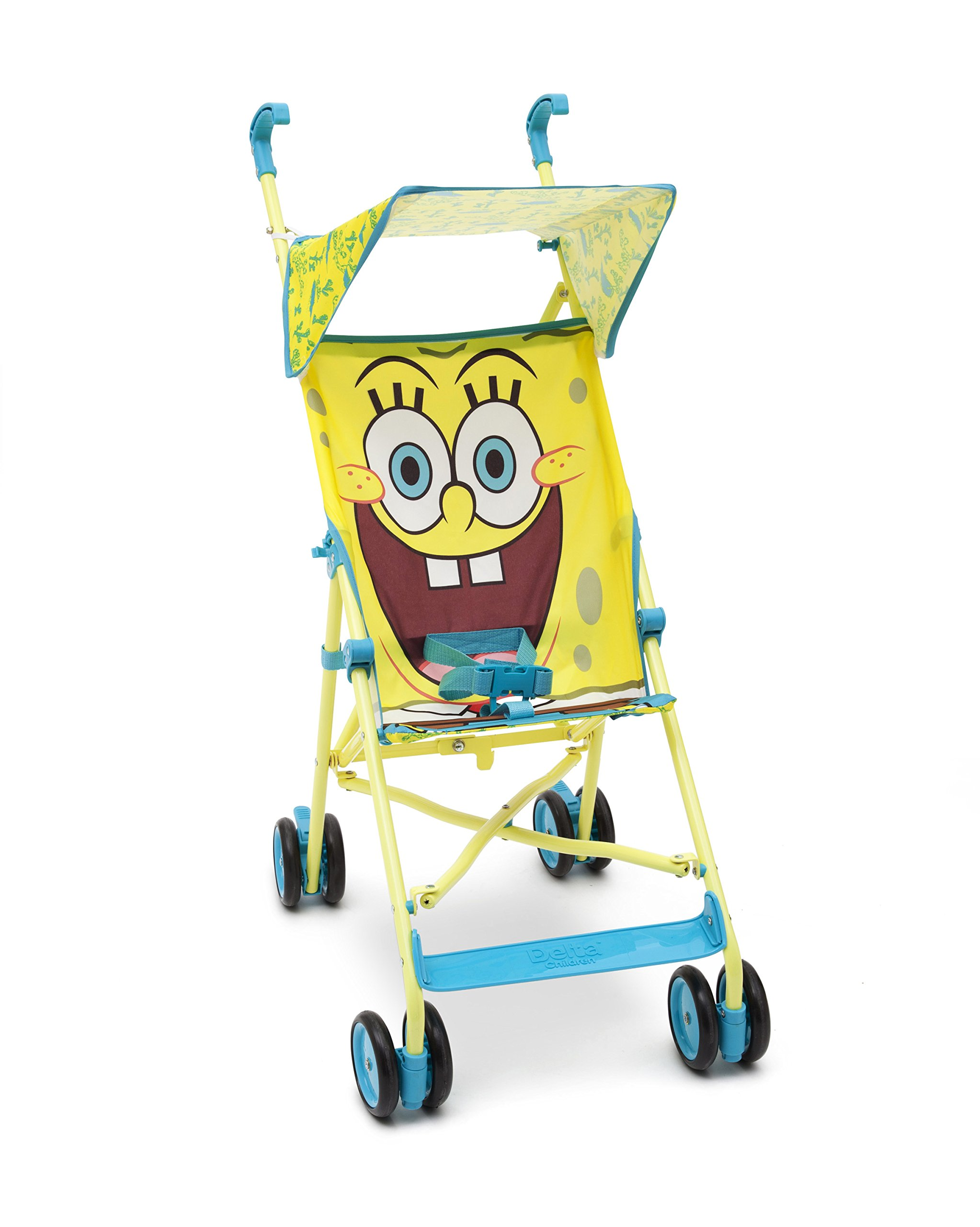 Delta Children Umbrella Stroller, Nickelodeon SpongeBob