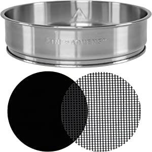Extender Ring Compatible with NuWave Oven Pro Plus and Elite - 3 inch Stainless Steel Increases 50% Capacity of your Oven - Bundles w/Cooking & Baking Accessories by INFRAOVENS