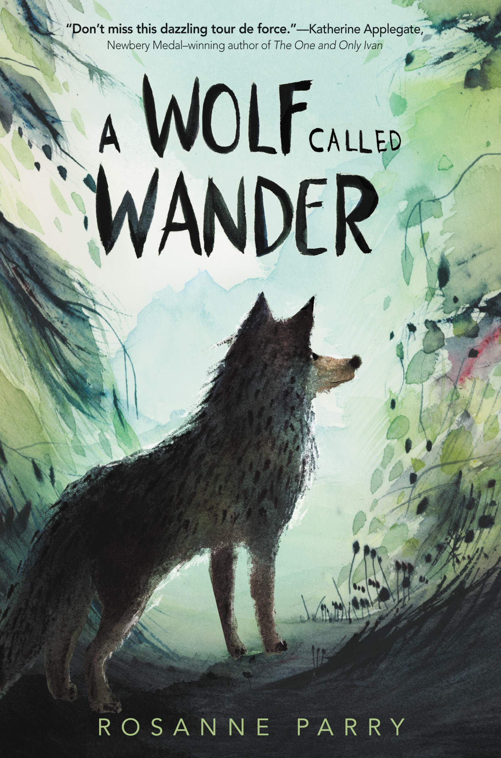 Image result for wolf called wander amazon