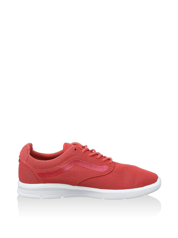 Vans Unisex-Erwachsene ISO Sneaker 1.5 Plus Sneaker ISO Rot fdc731