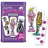Crazy Cat Lady Bandages