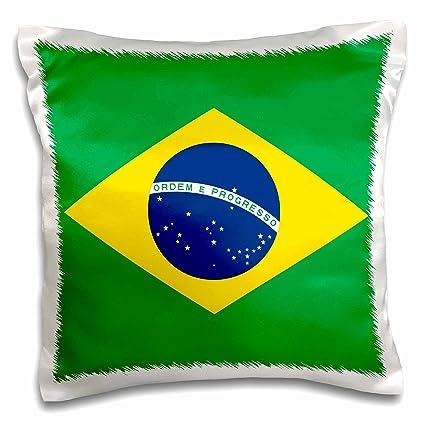 Amazon.com: inspirationzstore Banderas – Bandera de Brasil ...