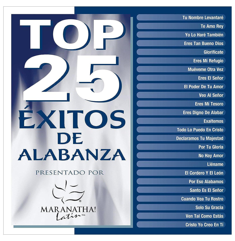 Top 25 Exitos De Alabanza [2 CD]