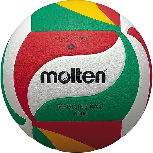 12 opinioni per Molten V5M9000-M Pallone Medico Volley 400gr