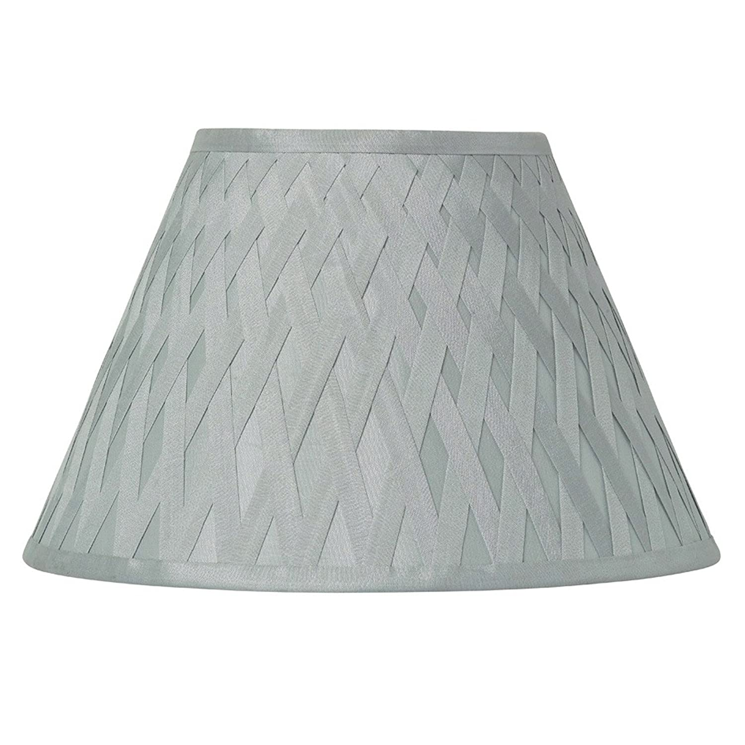 Laura Ashley Criss Cross Ribbon Faux Silk Ceiling Light Pendant ...