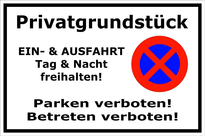 Cartel de prohibido aparcar - - parkverbot - Aparcamiento ...
