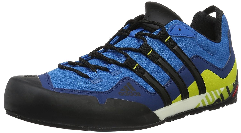 Amazon.com | Adidas Terrex Swift Solo Trail Walking Shoes - AW16 |  Mountaineering Hard Shell