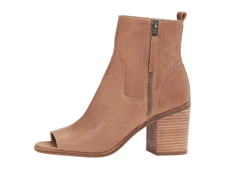 Lucky Brand Women's Kamren Ankle Bootie B01LWJVCYX 11 B(M) US|Sesame Nevada