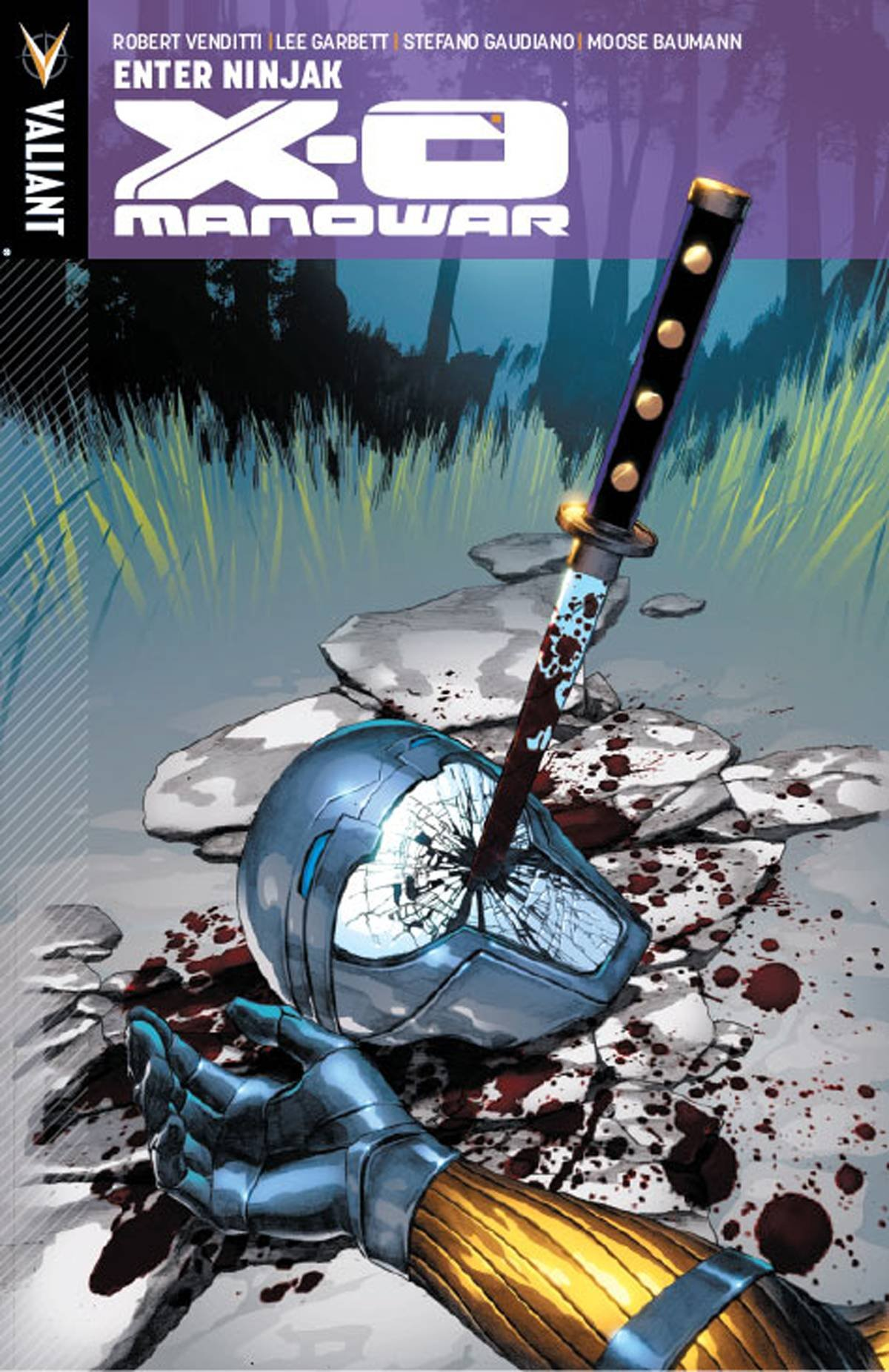 X-O Manowar Volume 2: Enter Ninjak: Robert Venditti, Lee ...