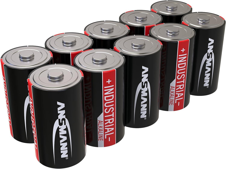 Ansmann Industrial Alkaline Batterie Mono D Lr20 Elektronik