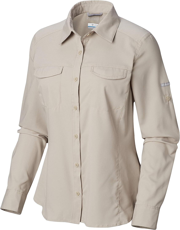 Columbia Womens Silver Ridge Lite Long Sleeve Shirt