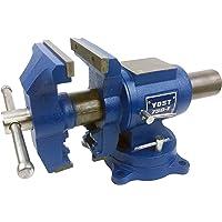 Yost 750-E Rotating Bench Vise (Blue)