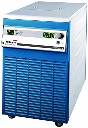 Thomas 6360T11G120C Refrigerator Rec Turb Pump with Extra Large Digital Display, 14-3/