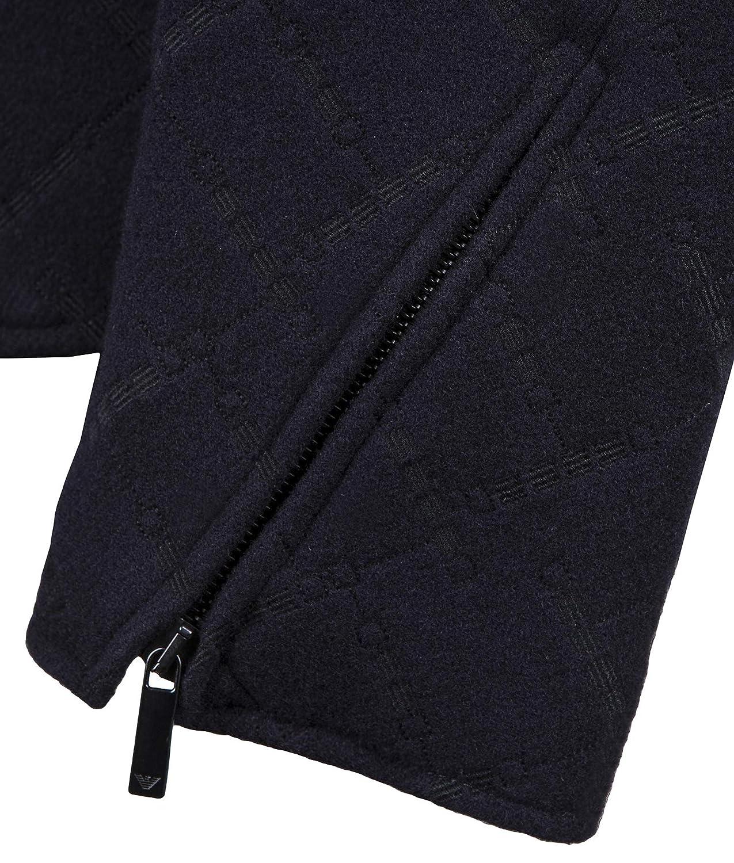Amazon.com: Emporio Z1R220 Z1619 Armani - Chaqueta de lana ...