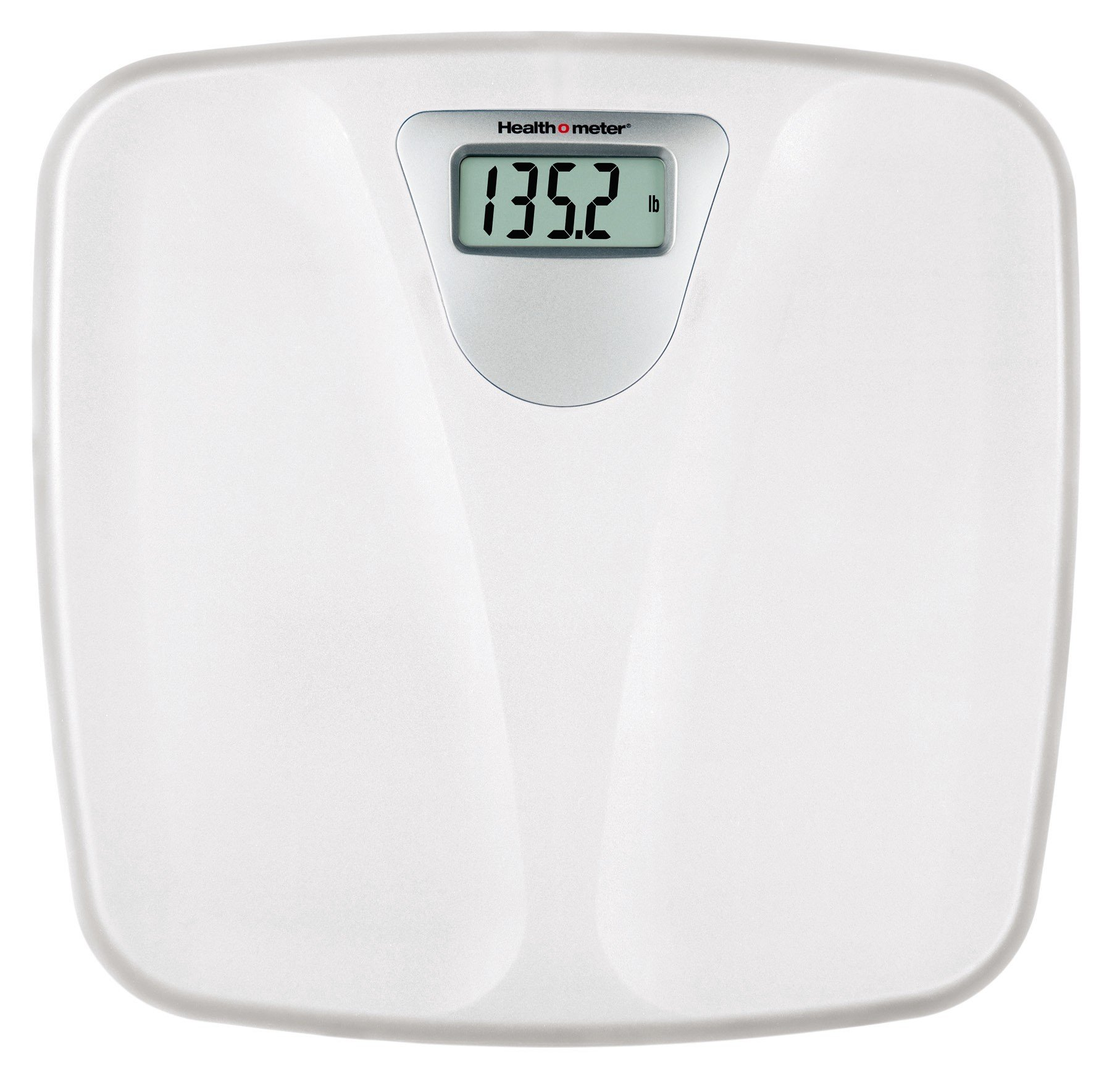 Health o Meter White Digital Scale, HDL050DQ-01