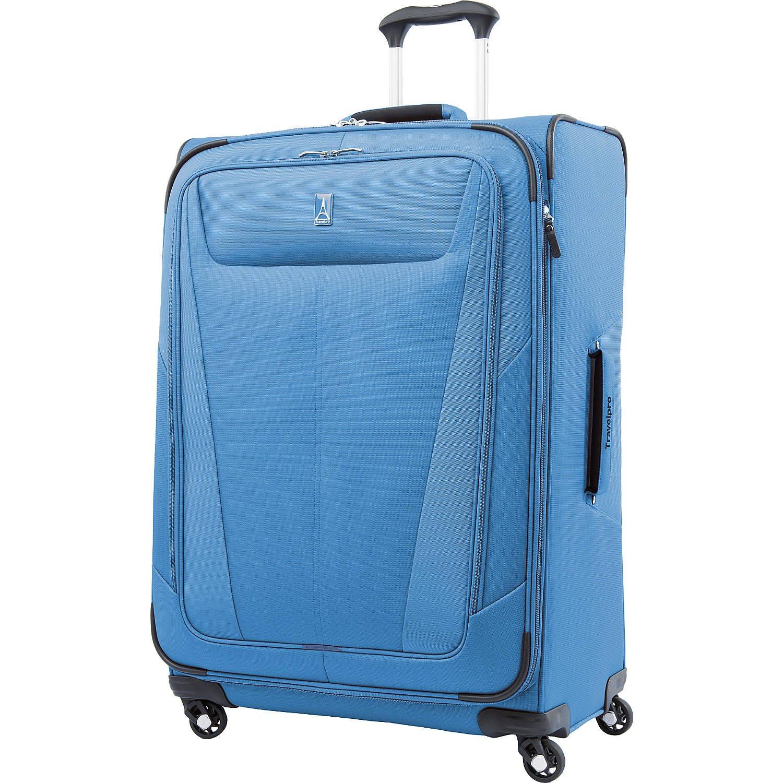(トラベルプロ) Travelpro レディース バッグ スーツケースキャリーバッグ Maxlite 5 29` Expandable Checked Spinner Lagage [並行輸入品] One Size Azure Blue B07D45Y54V