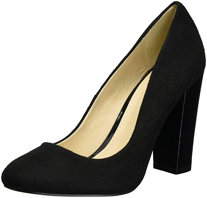 TG.38 Buffalo Shoes C354a1 S0003a Imi Suede Scarpe Col Tacco con Cinturino a