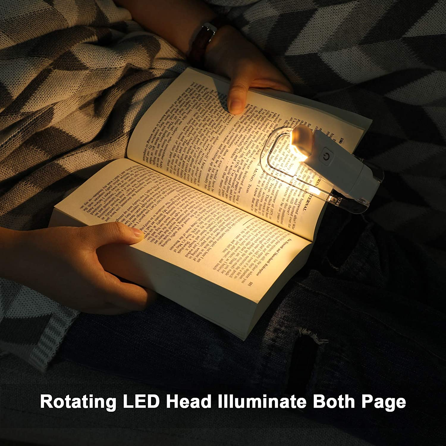 Book Reading Light