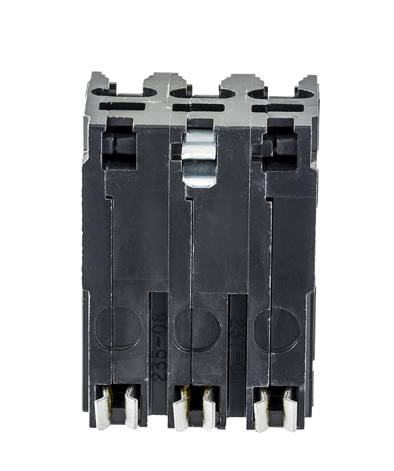 Square D By Schneider Electric Qo315 Qo 15 Amp Three Pole Circuit Breaker Types Video Different Of Breakers Ehow