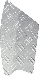Brunner Chapa de protección para Guardabarros para Fiat Ducato, Aluminio anodizado, 33435