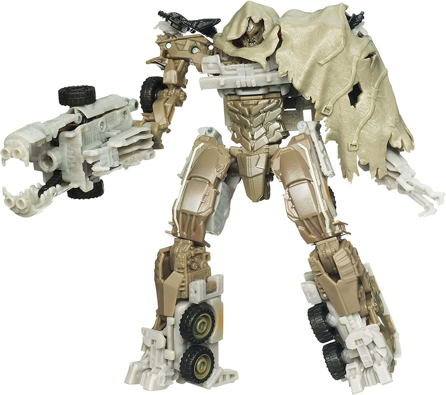 Transformation 3 Dark of The Moon Megatron Voyager Class Robot Action Figure Toy