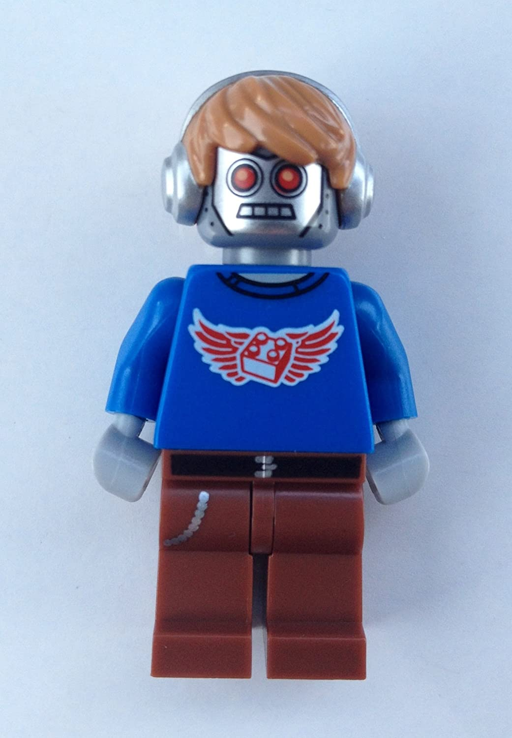 Lego Movie Exclusive Limited Edition Minifigure - Radio DJ Robot (5002203)