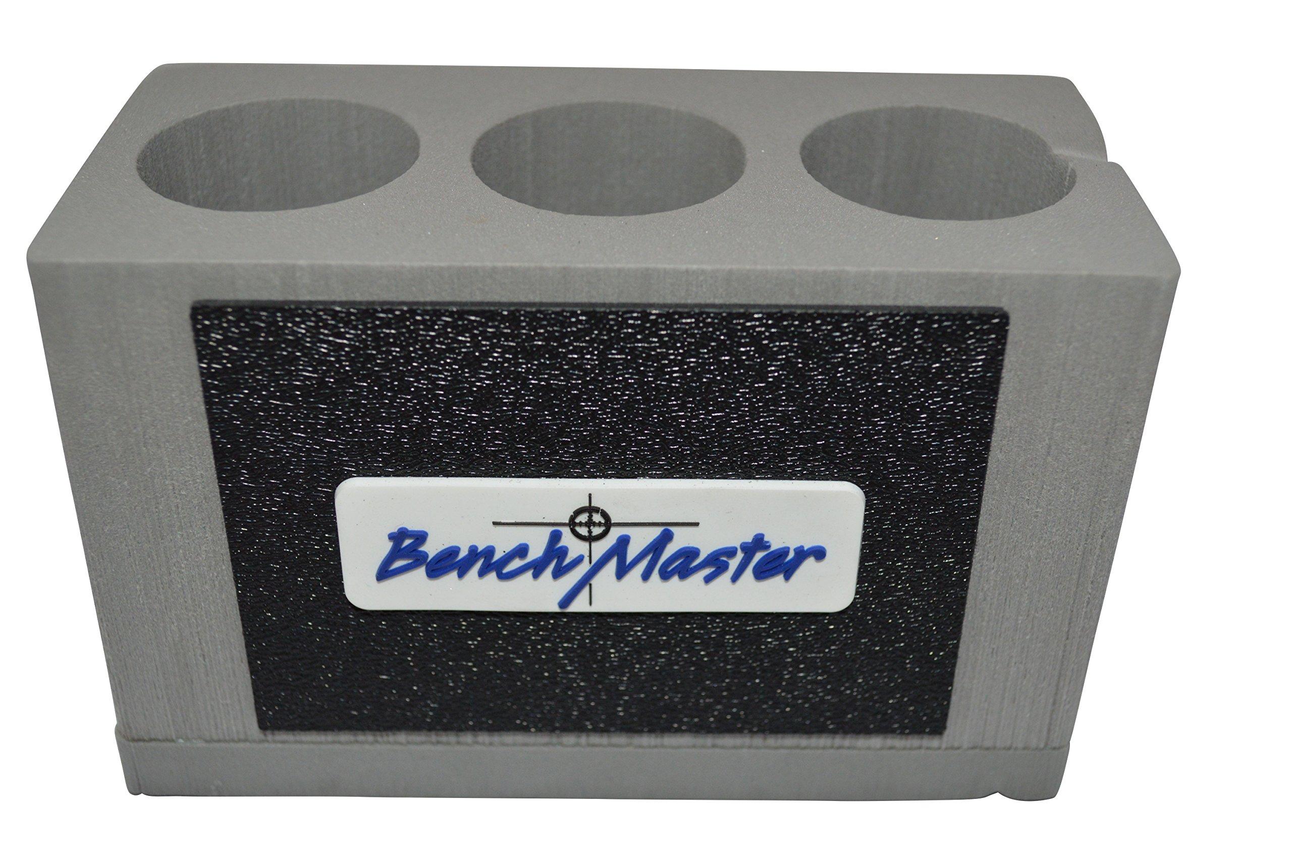 BenchMaster Weapon Rack Suppressor Storage, 1 3/8'' Diameter