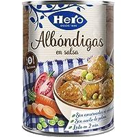 Hero - Platos Caseros - Albóndigas en salsa